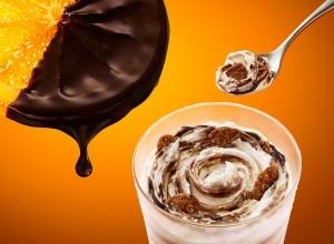 マックフルーリーに「オレンジショコラ」味 上品で繊細な大人の味わい