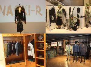 ファッション×映像×音楽×アートが融合 人気メンズブランド「NAOKI-R」が初の試み